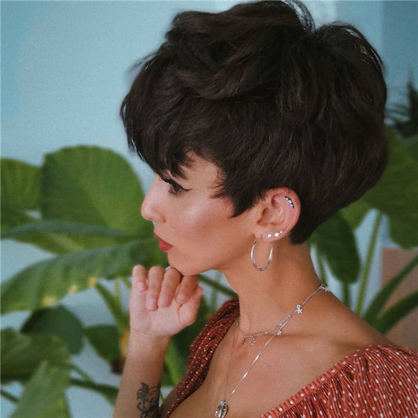 Most Eye Catching Short Pixie Haircuts to Upgrade Your Style 33