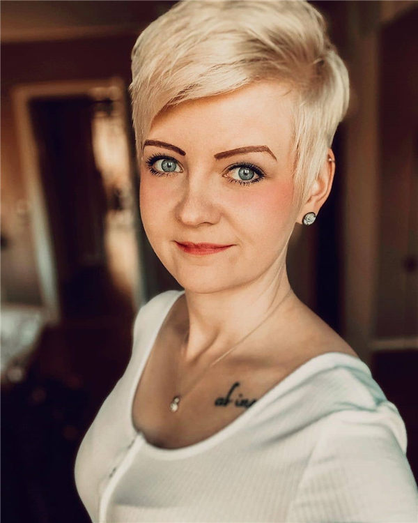 Most Eye Catching Short Pixie Haircuts to Upgrade Your Style 36