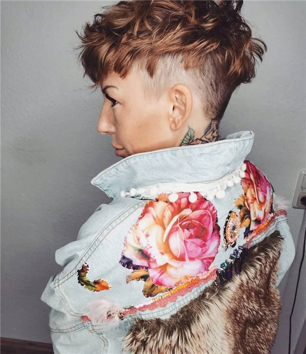 Most Eye Catching Short Pixie Haircuts to Upgrade Your Style 61