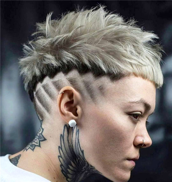 Most Eye Catching Short Pixie Haircuts to Upgrade Your Style 65