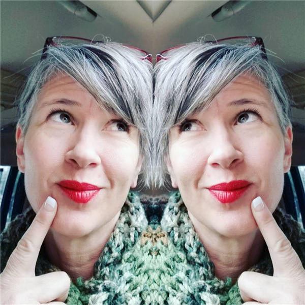 Best Short Gray Hair You'll Want to See 14