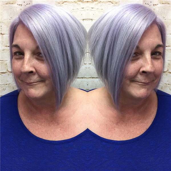 Best Short Gray Hair You'll Want to See 32