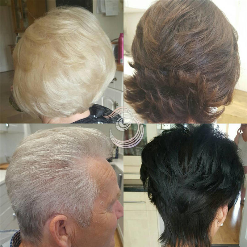Classy and Simple Pixie Haircut for Older Ladies 02