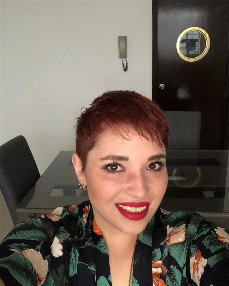 Classy and Simple Pixie Haircut for Older Ladies 31