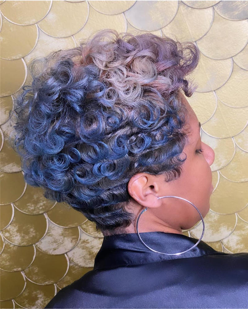 Classy and Simple Pixie Haircut for Older Ladies 33