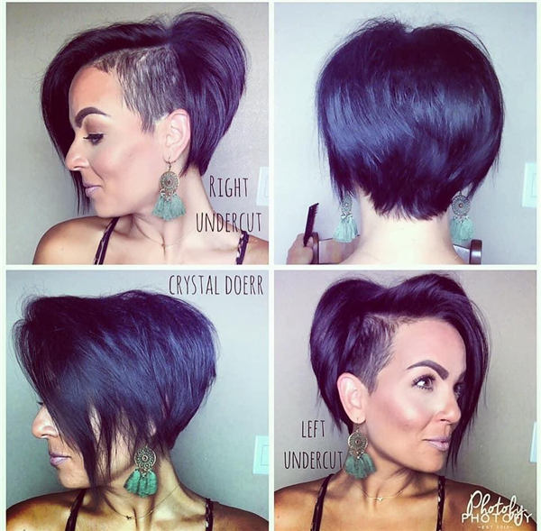 Cute Short Pixie Hairstyles That You Must Try 2020 01