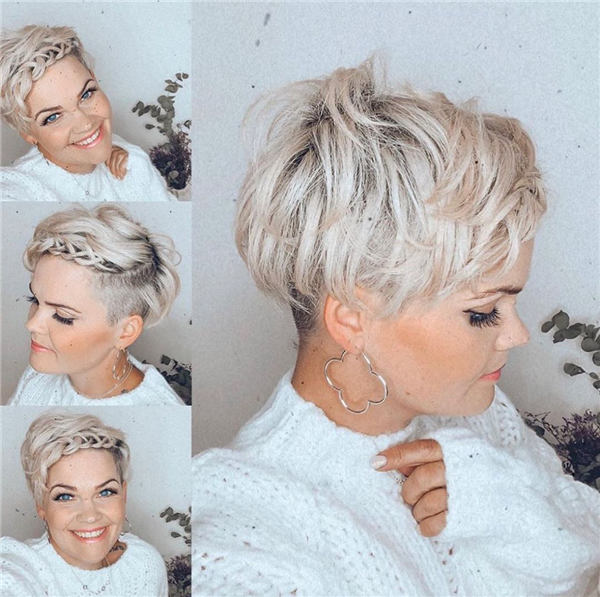 Cute Short Pixie Hairstyles That You Must Try 2020 04