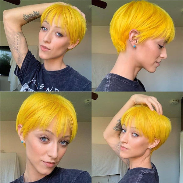 Cute Short Pixie Hairstyles That You Must Try 2020 06