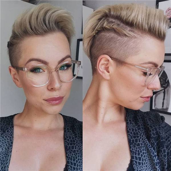 Cute Short Pixie Hairstyles That You Must Try 2020 11