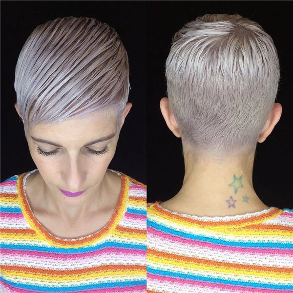 Cute Short Pixie Hairstyles That You Must Try 2020 13