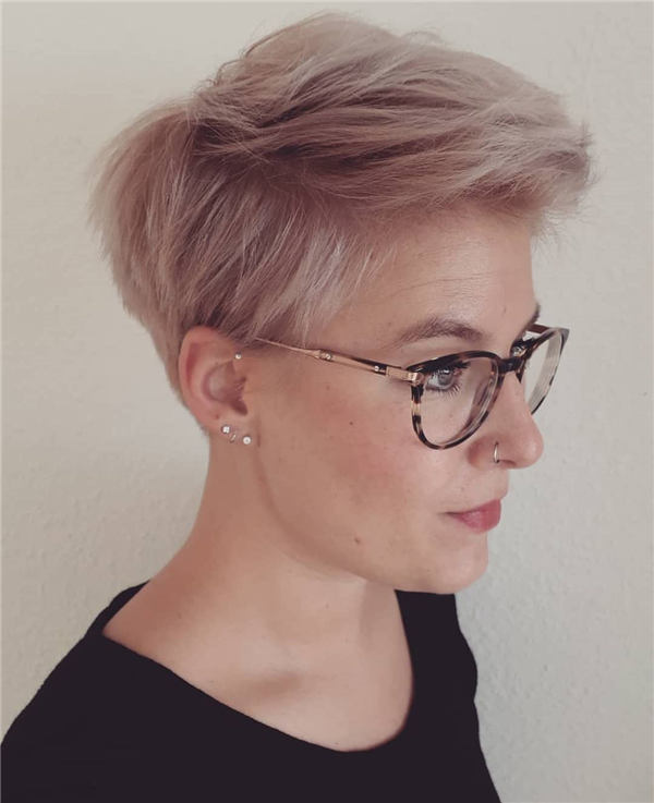 Cute Short Pixie Hairstyles That You Must Try 2020 14