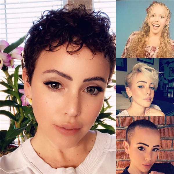 Cute Short Pixie Hairstyles That You Must Try 2020 25