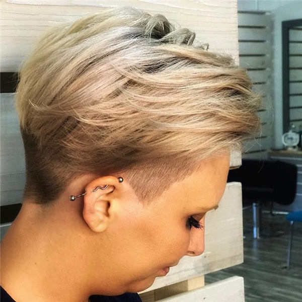Cute Short Pixie Hairstyles That You Must Try 2020 32