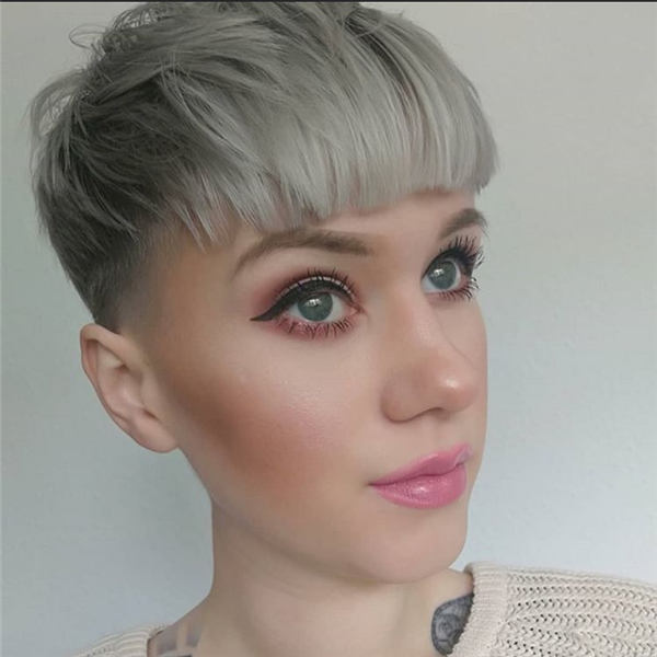 Cute Short Pixie Hairstyles That You Must Try 2020 34