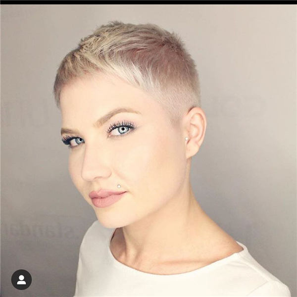 Cute Short Pixie Hairstyles That You Must Try 2020 35