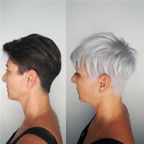 Cute Short Pixie Hairstyles That You Must Try 2020 37