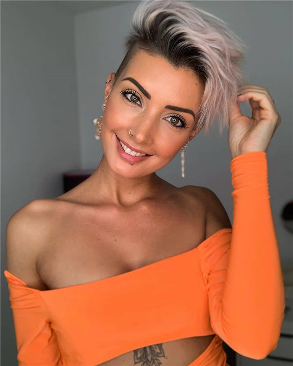 Cute Short Pixie Hairstyles That You Must Try 2020 40