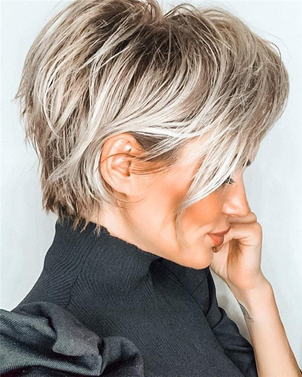Cute Short Pixie Hairstyles That You Must Try 2020 42