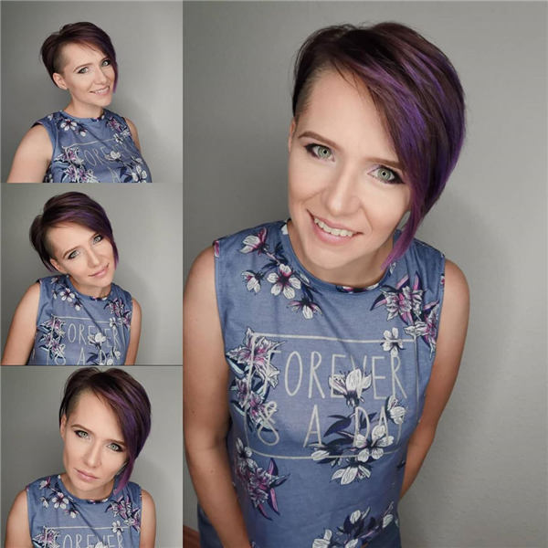 Cute Short Pixie Hairstyles That You Must Try 2020 43