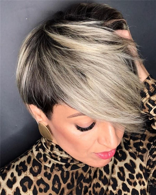Cute Short Pixie Hairstyles That You Must Try 2020 48