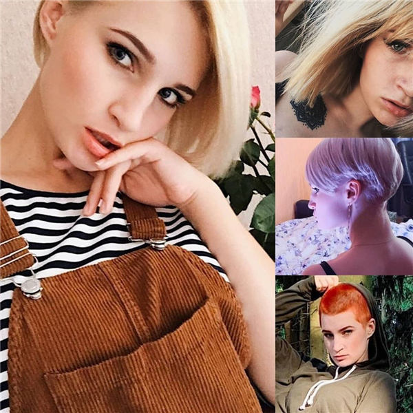Cute Short Pixie Hairstyles That You Must Try 2020 54