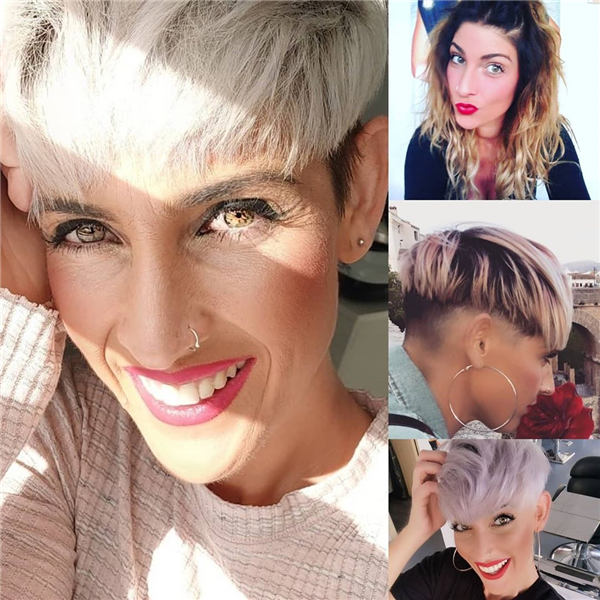 Cute Short Pixie Hairstyles That You Must Try 2020 55