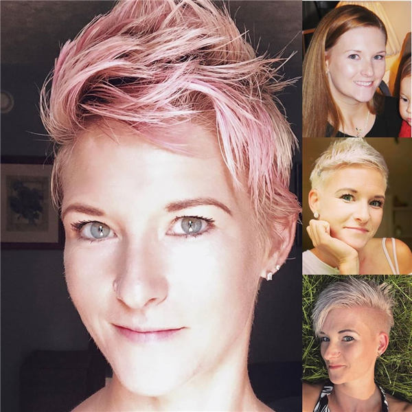 Cute Short Pixie Hairstyles That You Must Try 2020 56