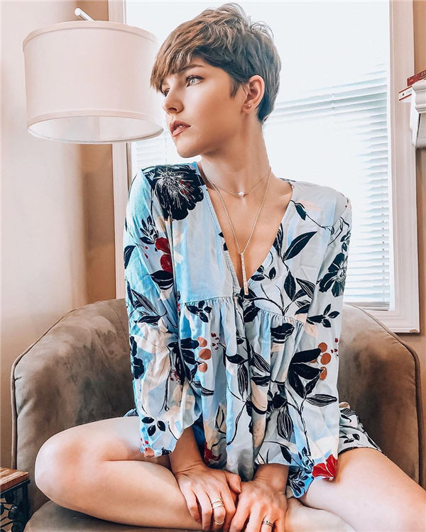 Cute Short Pixie Hairstyles That You Must Try 2020 59
