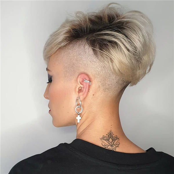Cute Short Pixie Hairstyles That You Must Try 2020 63
