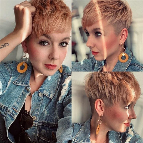 Cute Short Pixie Hairstyles That You Must Try 2020 68
