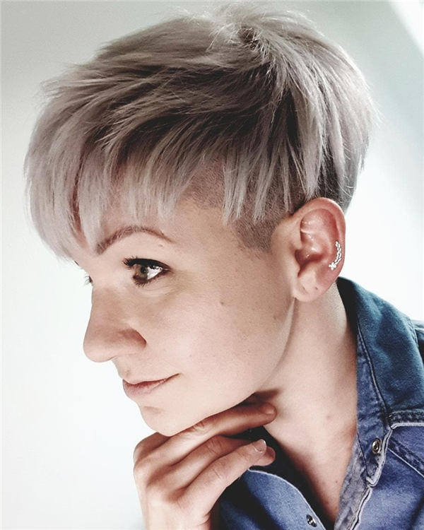 Cute Short Pixie Hairstyles That You Must Try 2020 70