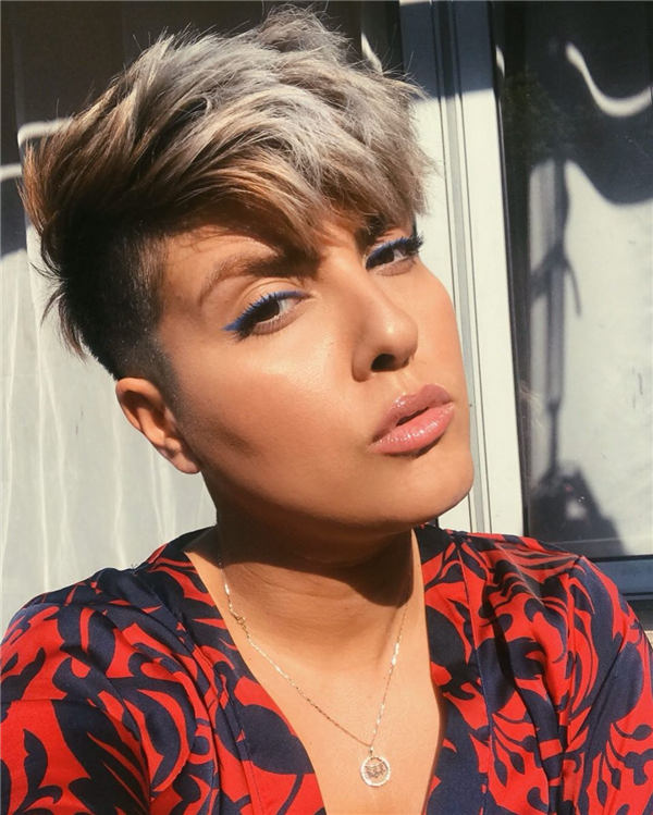 Cute Short Pixie Hairstyles That You Must Try 2020 73
