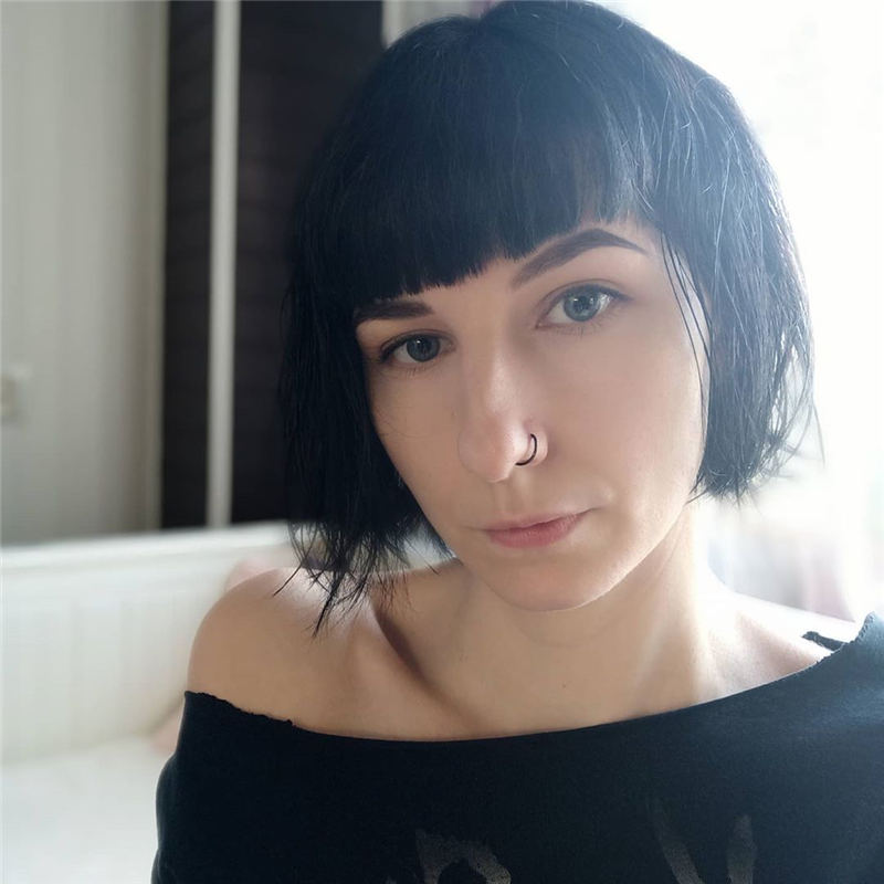 New Short Hair with Bangs You Cant Miss This Summer 01