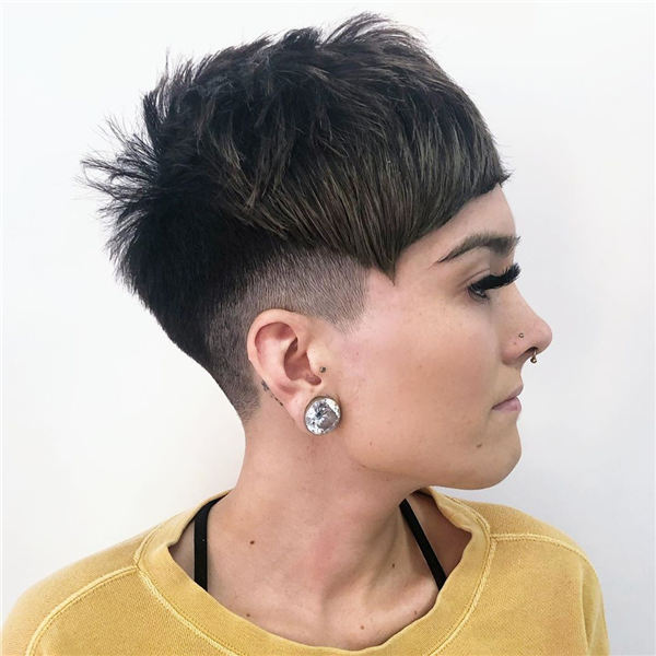 New Short Pixie Hairstyles You Cant Miss for 2020 07