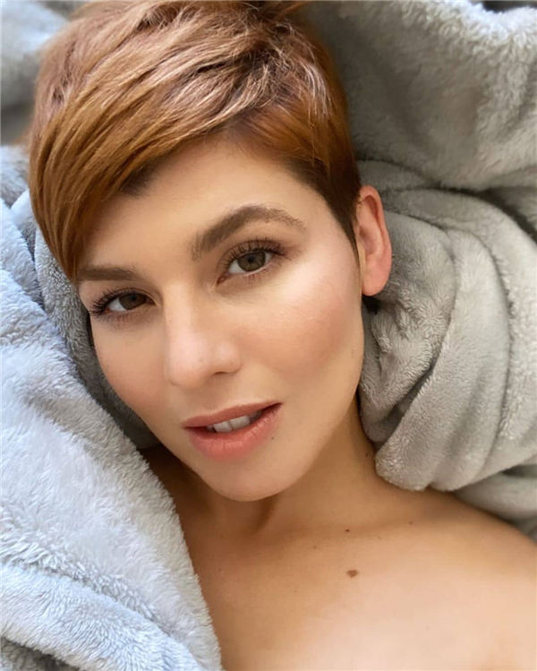 New Short Pixie Hairstyles You Cant Miss for 2020 12