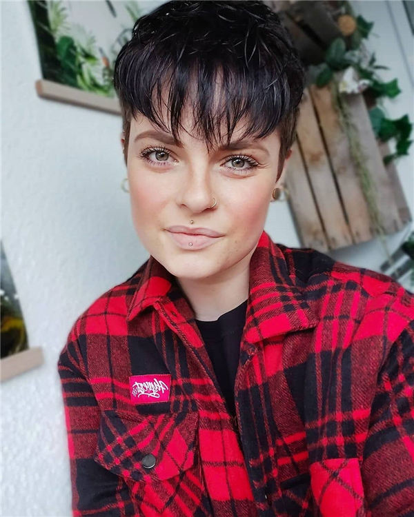 New Short Pixie Hairstyles You Cant Miss for 2020 13