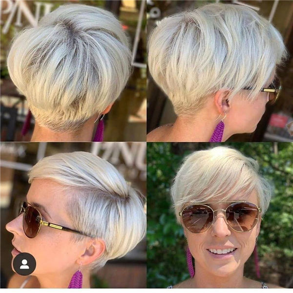 New Short Pixie Hairstyles You Cant Miss for 2020 15