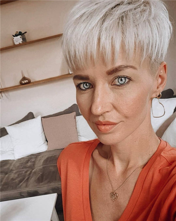 New Short Pixie Hairstyles You Cant Miss for 2020 34