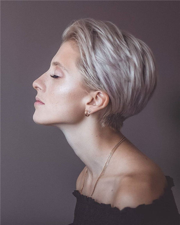 New Short Pixie Hairstyles You Cant Miss for 2020 37
