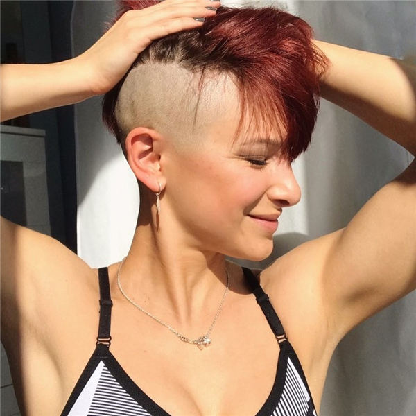 New Short Pixie Hairstyles You Cant Miss for 2020 43