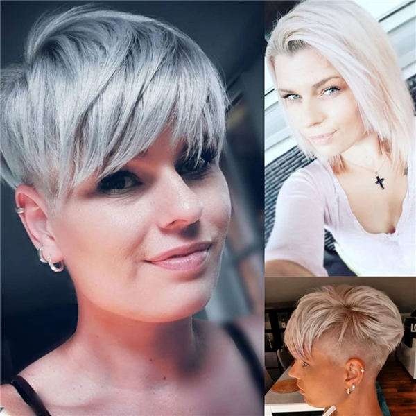 New Short Pixie Hairstyles You Cant Miss for 2020 46