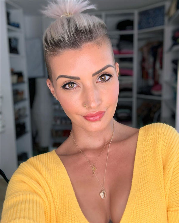 New Short Pixie Hairstyles You Cant Miss for 2020 48