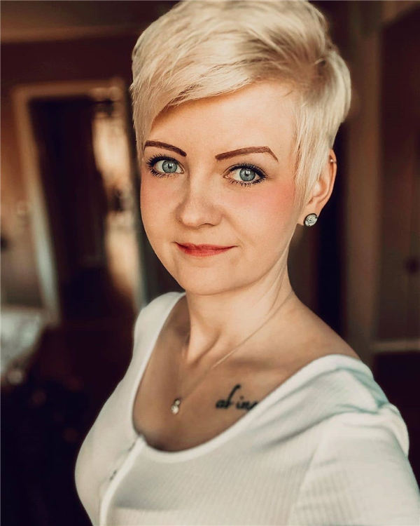 New Short Pixie Hairstyles You Cant Miss for 2020 53