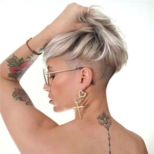 New Short Pixie Hairstyles You Cant Miss for 2020 56