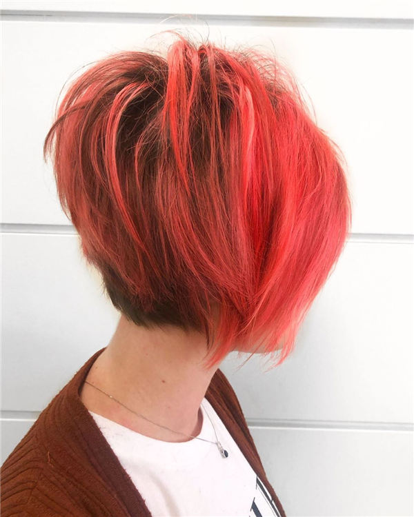 New Short Pixie Hairstyles You Cant Miss for 2020 63