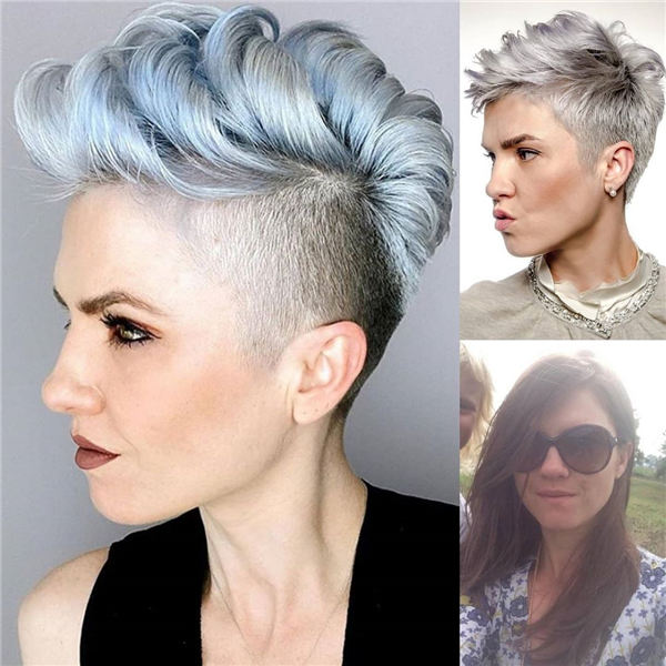 New Short Pixie Hairstyles You Cant Miss for 2020 66