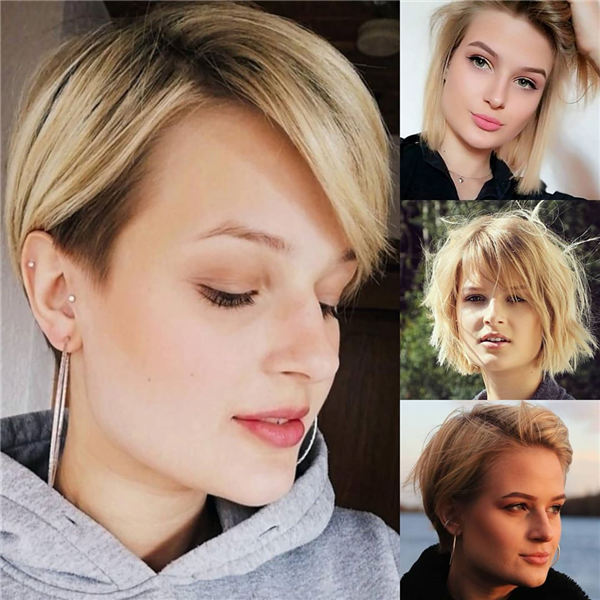 New Short Pixie Hairstyles You Cant Miss for 2020 67