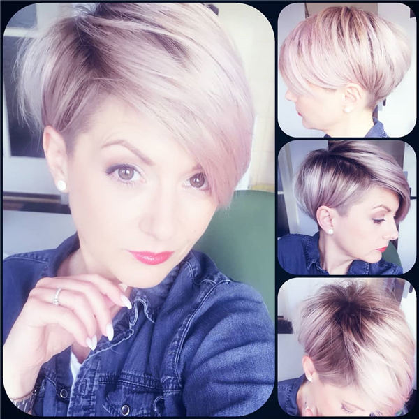 New Short Pixie Hairstyles You Cant Miss for 2020 71