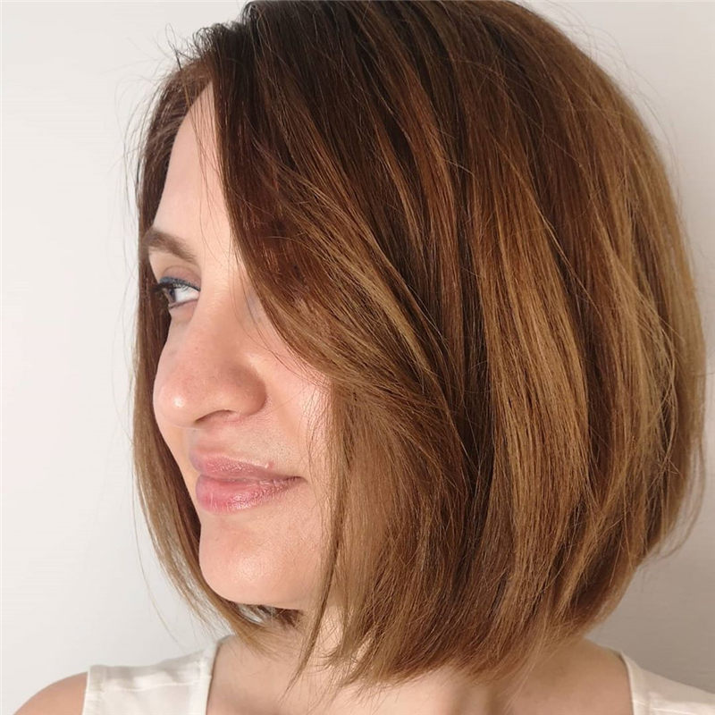 Best Chin Length Hairstyles You Cant Miss 2020 02