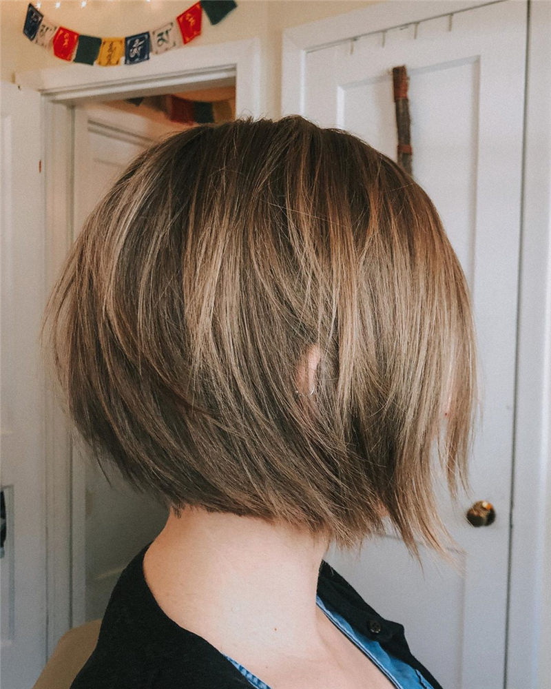 Best Chin Length Hairstyles You Cant Miss 2020 37